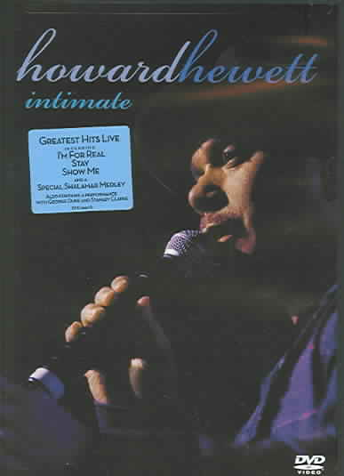 INTIMATE:GREATEST HITS BY HEWETT,HOWARD (DVD)